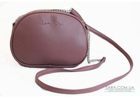 527 сумка лиловая Lucherino