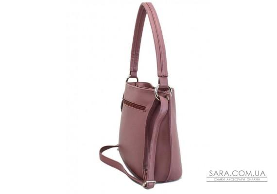 469 сумка лілова Lucherino