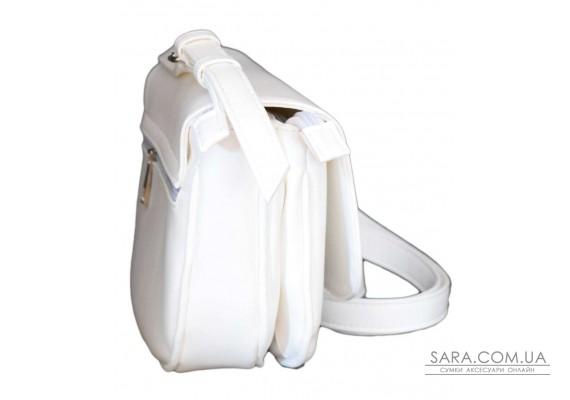 038 сумка біла г Lucherino