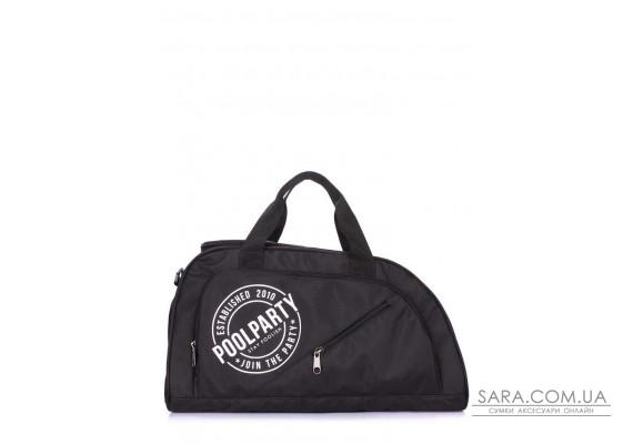 Спортивна сумка POOLPARTY Dynamic (pool-dynamic-black)