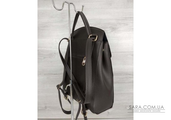 aad77c3efb55 Купить Молодежный сумка-рюкзак Сердце пудрового цвета WeLassie ...