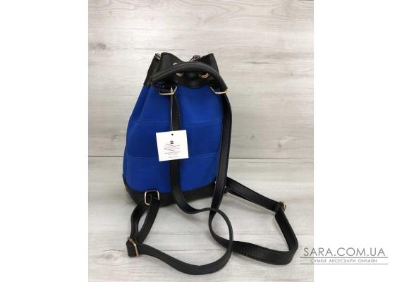 Молодіжний сумка-рюкзак Гумка електрик WeLassie