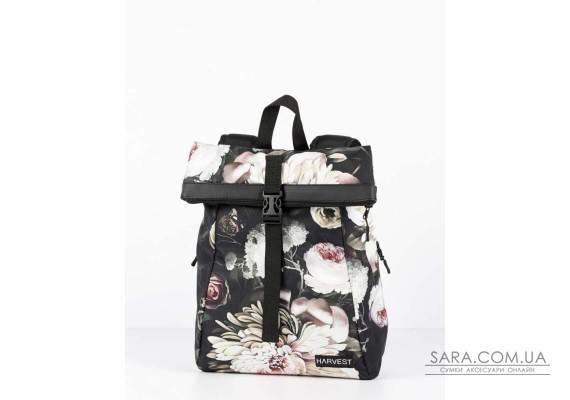"""Рюкзак """"ROLL MINI"""" принт, квітковий"""