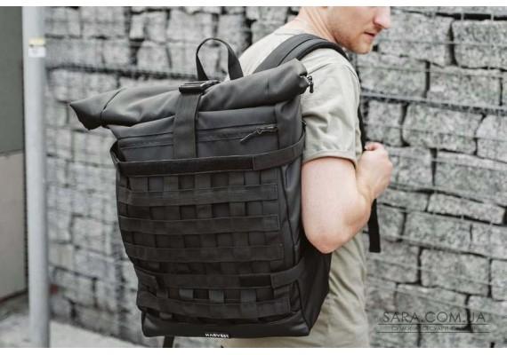 "Рюкзак ""MESH 1"" чорний"