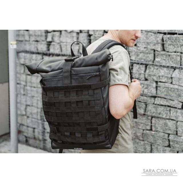 """Рюкзак """"MESH 1"""" чёрный дешево"""