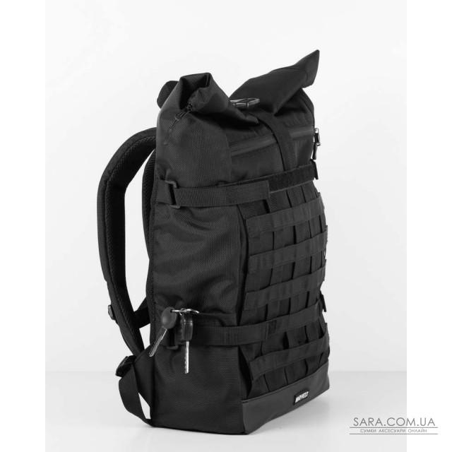 "Рюкзак ""MESH 1"" чорний дешево"