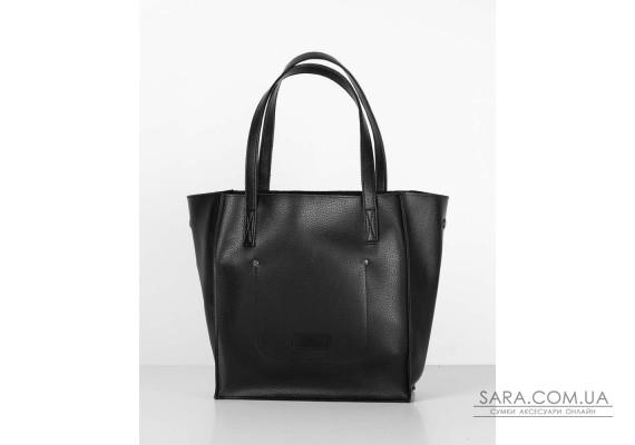 """Сумка """"shopper bag 01"""" black"""