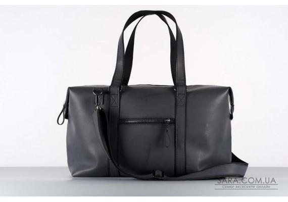 """Сумка """"універсальний bag"""" 01 нубук, сірий"""
