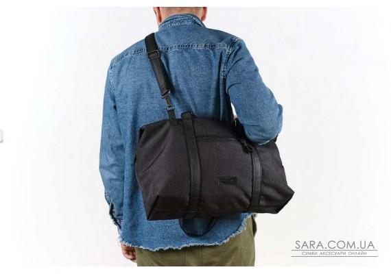 """Сумка """"універсальний bag"""" 02 twotone grey"""