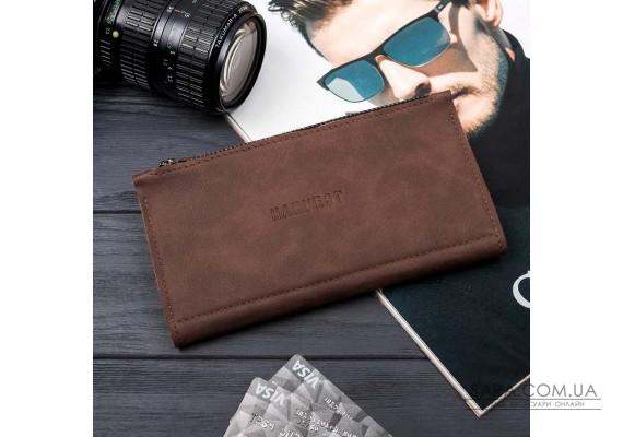 """Чоловічий гаманець """"DOUBLE VINTAGE"""" (ЕКОШКІРА)"""
