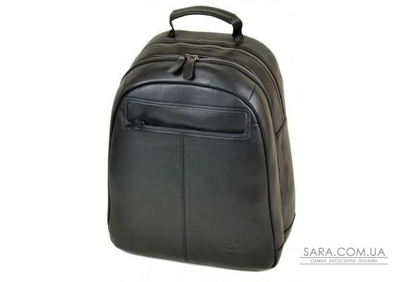 Рюкзак Міський шкіряний BRETTON BE 8003-73 black