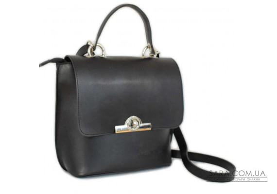 569 сумка чорна н Lucherino
