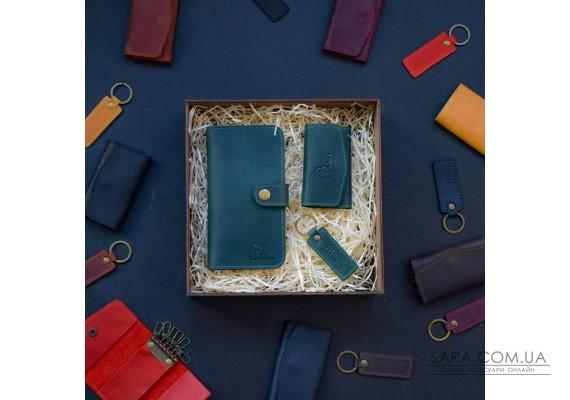 Набор кожаных аксессуаров Milano 1003 Babak
