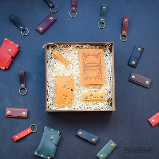 ebeaae83c70a Купить Набор кожаных аксессуаров Evora 1001 Babak дешево от ...