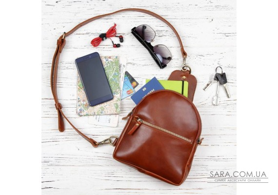 Сумка шкіряна Sling-Bag Brandy 924088 Babak