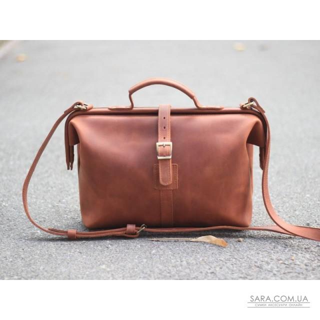 8ce14a4645e2 Купить Сумка кожаная 907 Cognac 907065 Babak дешево от производителя ...