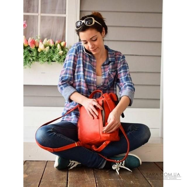 Рюкзак шкіряний шкіряний MONE Comb RB 897078/62 Babak дешево. Handmade