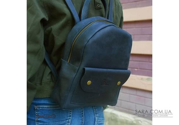 Шкіряний рюкзак Terra Blue 873062 Babak
