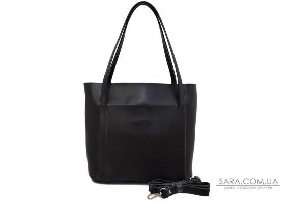 550 сумка чорна н Lucherino