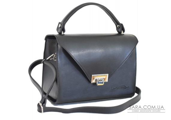 572 сумка чорна н Lucherino