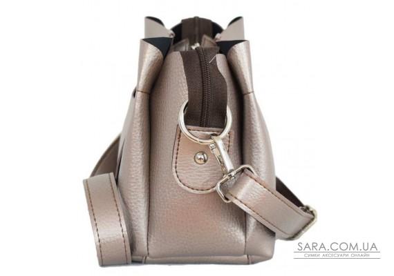 574 сумка серебряная бронза Lucherino