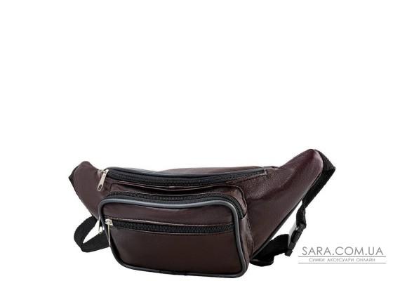 Поясна сумка зі шкіри TUNONA SK2423-10