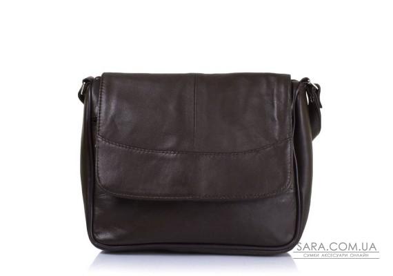 Шкіряна сумка-почтальонка TUNONA SK2416-29