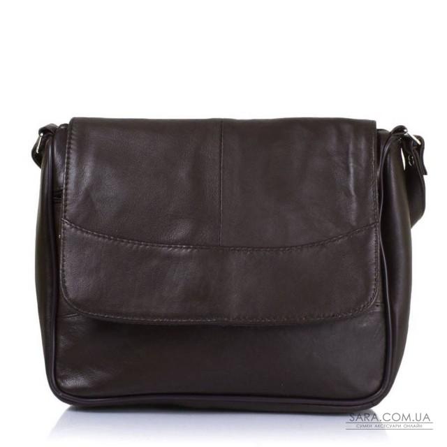 20aa54394ae9 Купить Кожаная сумка-почтальонка TUNONA SK2416-29 дешево от ...