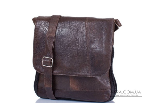 Шкіряна сумка-почтальонка TUNONA SK2412-22