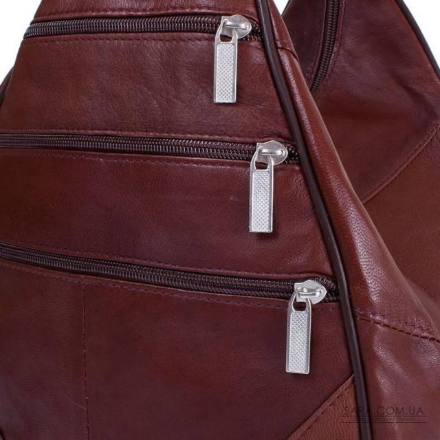 Жіночий шкіряний рюкзак-гітара TUNONA SK2404-10