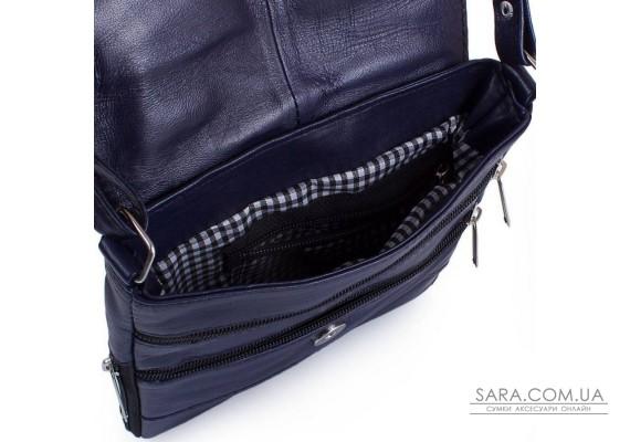 Жіноча шкіряна сумка-почтальонка TUNONA SK2411-6