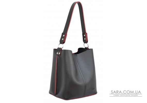 573 сумка чорна чн Lucherino