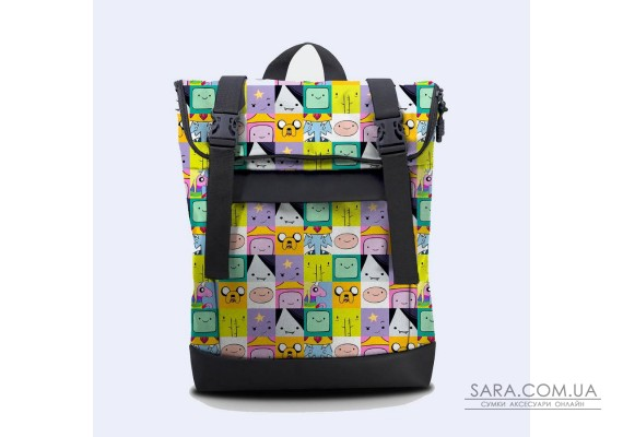 Рюкзак Rolltop medium Adventure Time TwinsStore