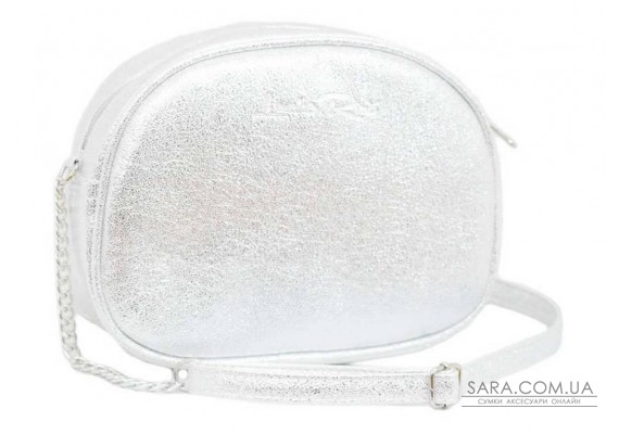 527 сумка срібло світле н Lucherino