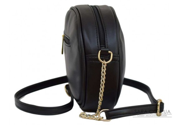 527 сумка чорна гз Lucherino