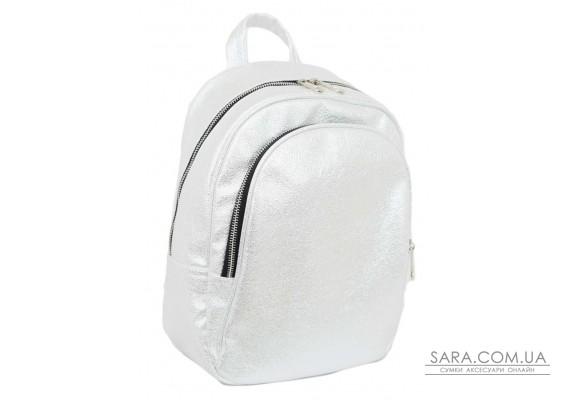 600 рюкзак срібло світле н Lucherino