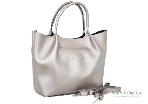 520 сумка срібна бронза н Lucherino