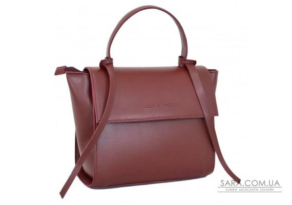 598 сумка бордо н Lucherino