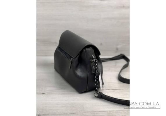 Молодежная сумка Софи серого цвета WeLassie