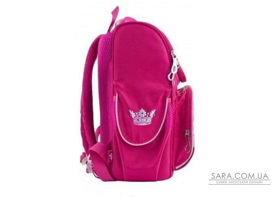 Рюкзак каркасний для дівчинки 1 Вересня H-11 Oxford rose 553259