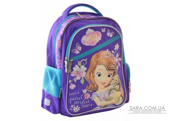 Шкільний рюкзак 1 Вересня 12,5 л для дівчаток S-23 «Sofia» (555271)