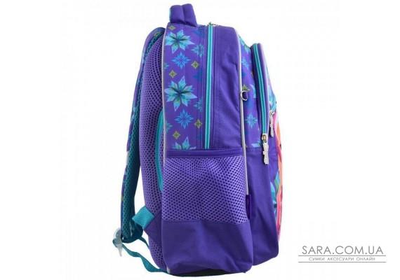 Шкільний рюкзак 1 Вересня 12,5 л для дівчаток S-23 «Frozen» (556339)