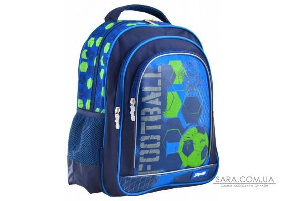 Шкільний рюкзак 1 Вересня 12,5 л для хлопчиків S-22 «Football» (556341)