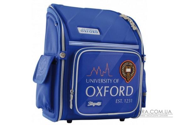 Шкільний каркасний ранець 1 Вересня 13 л для хлопчиків H-18 «Oxford» (556327)