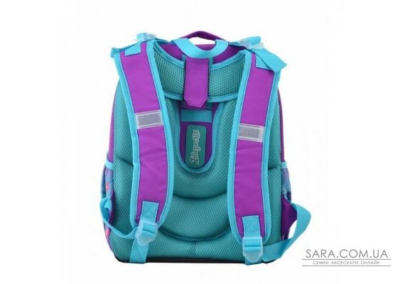 Шкільний каркасний рюкзак 1вересня 15 л для дівчаток H-25 «Sofia» (555364)