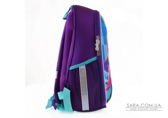 Шкільний каркасний рюкзак 1 Вересня H-27 «Frozen» 12 л (557711)