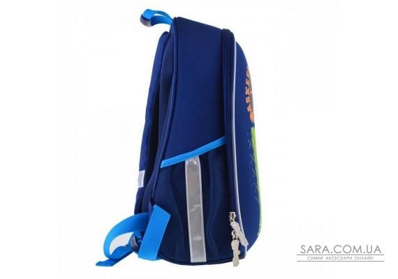 Шкільний каркасний рюкзак 1 Вересня H-27 «Football winner» 12 л (557713)