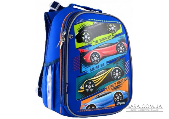 Шкільний каркасний рюкзак 1 Вересня H-25 «Winner» 15 л (556205)