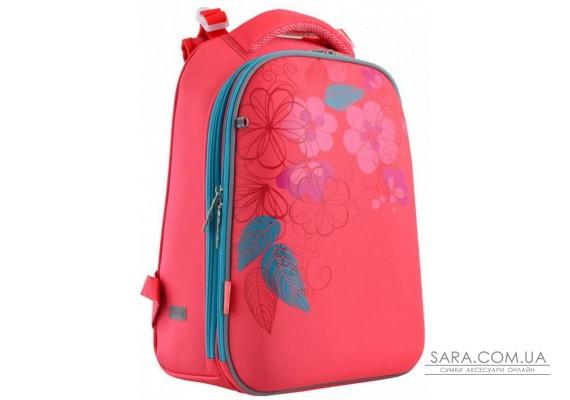 Шкільний каркасний рюкзак 1 Вересня H-12 «Blossom» 16,5 л (556042)