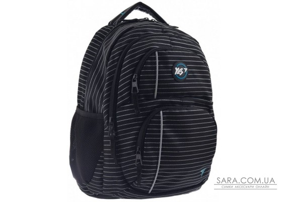 Шкільний рюкзак YES 19,5 л T-80 «Maxx Silver lights» (557061)